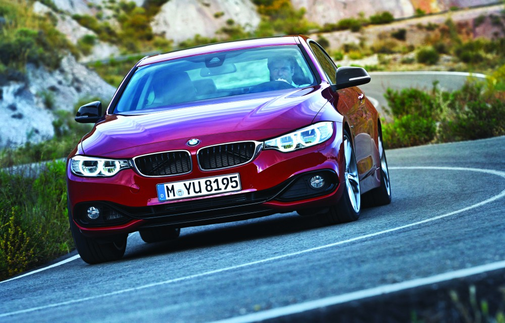 BMW 420D (1)