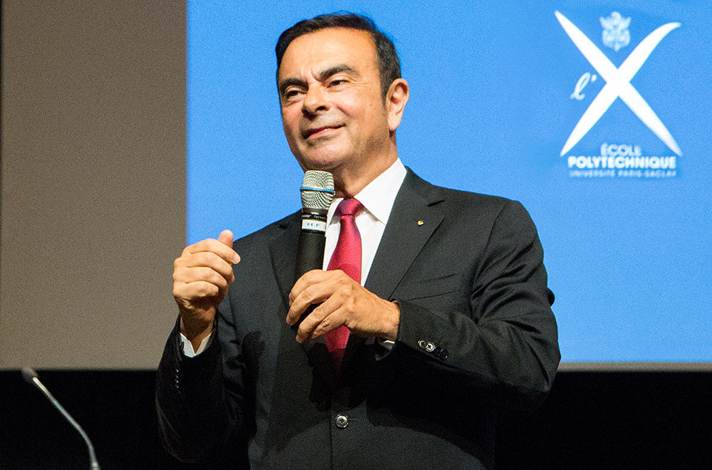 Renault mantém Carlos Ghosn como CEO após auditoria interna