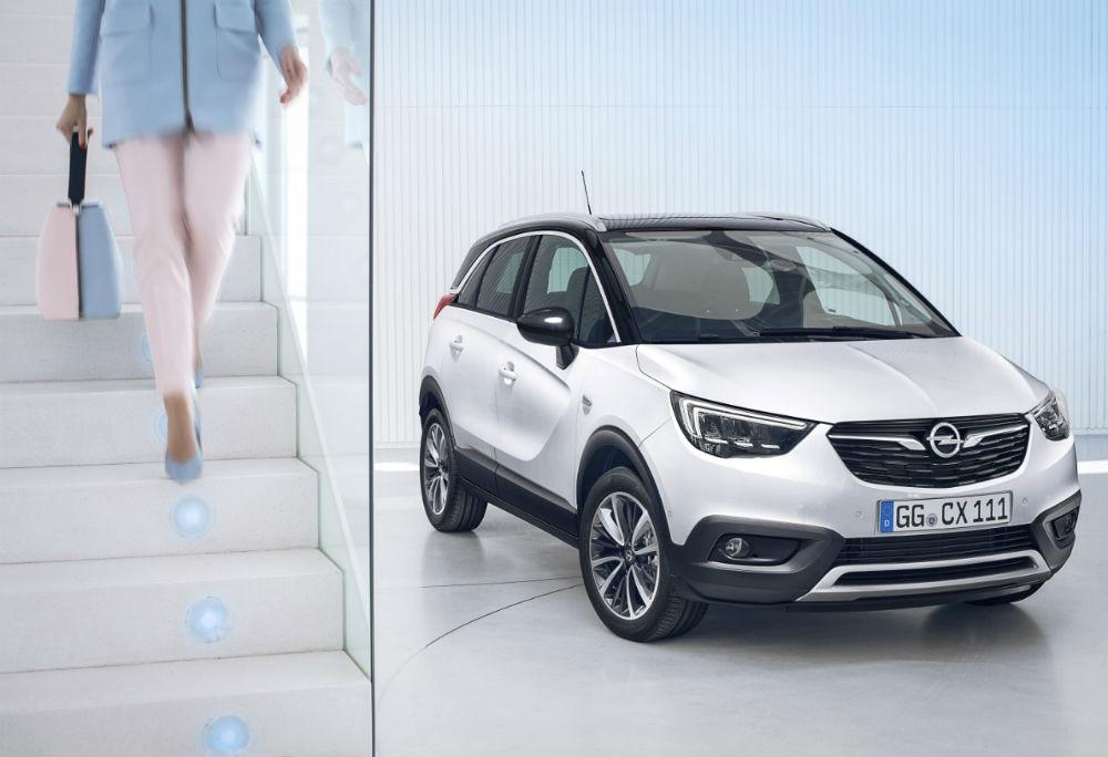 Opel Crossover X 5