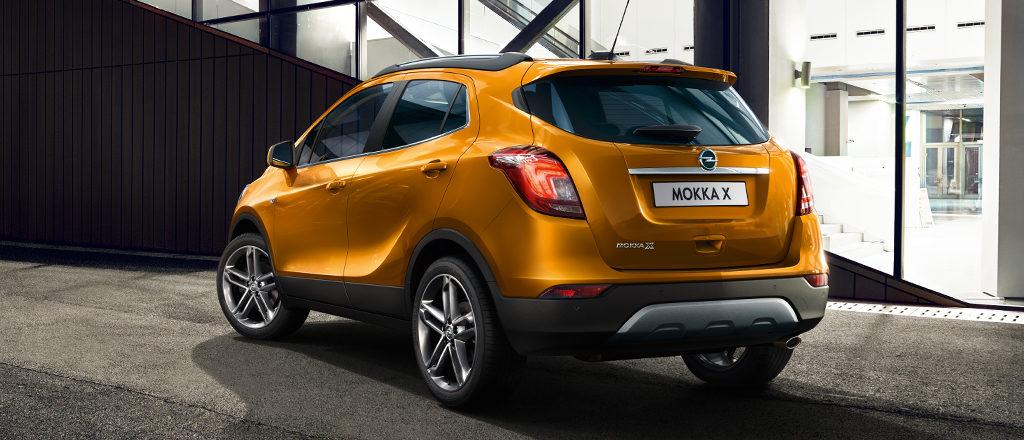 Opel Mokka X 14