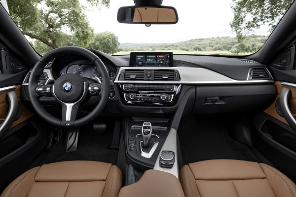 BMW 435d X-Drive Coupe 2017
