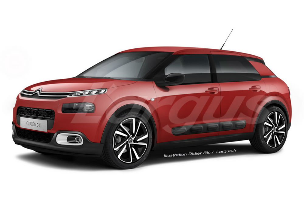 citroen c4 cactus renovado em outubro automais. Black Bedroom Furniture Sets. Home Design Ideas
