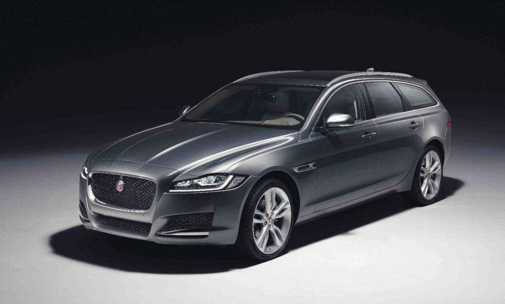 Jaguar XF-Sportbrake Studio Exterior 140617 01. O novo XF Sportbrake ... 4d70b82175