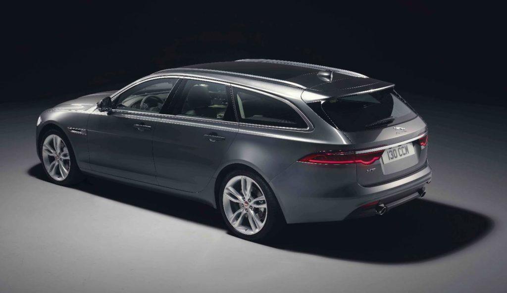 Jaguar XF-Sportbrake Studio Exterior 140617 03. A nova gama XF Sportbrake  ... bc5fd7155f