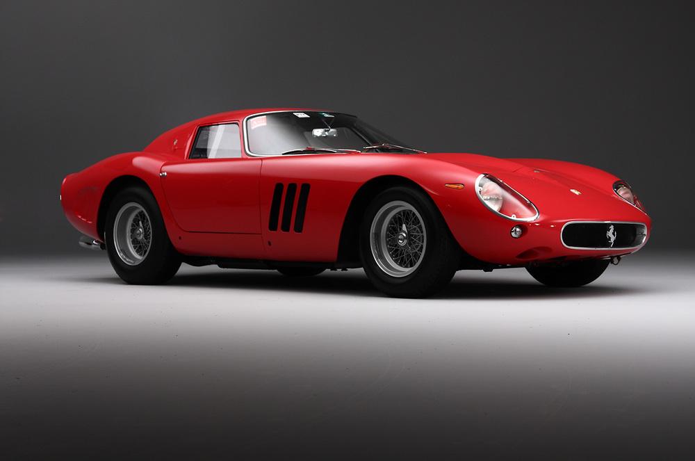 Os 10 Ferrari mais caros de sempre vendidos em leilão