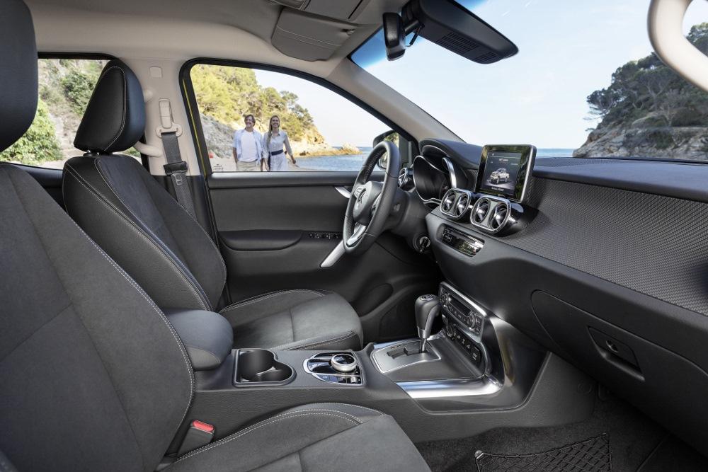 Mercedes-Benz X-Klasse – Interieur Progressive