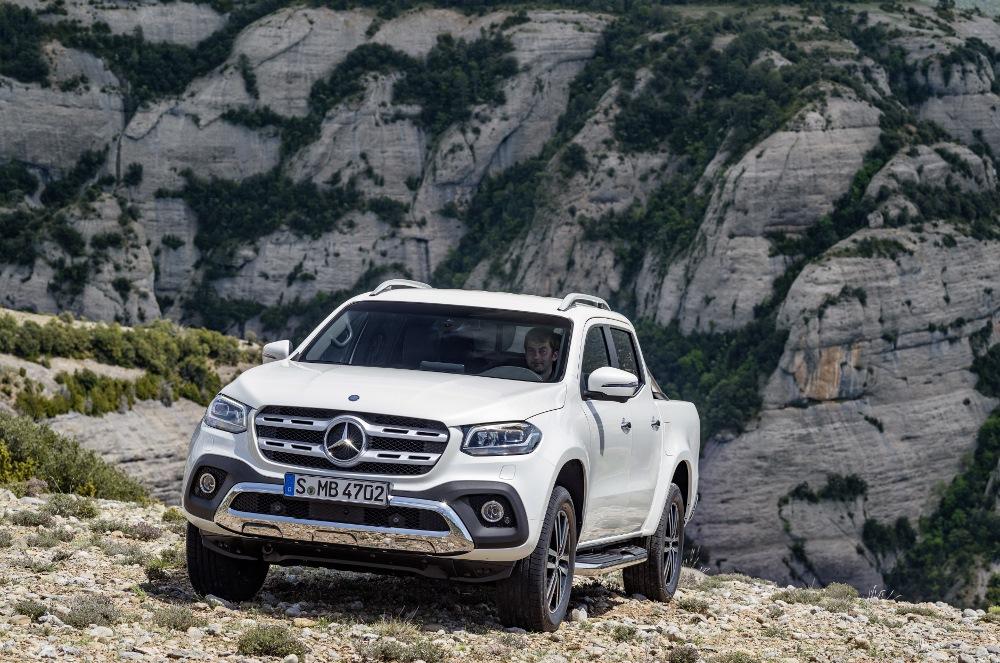 Mercedes-Benz X-Klasse – Power Exterieur
