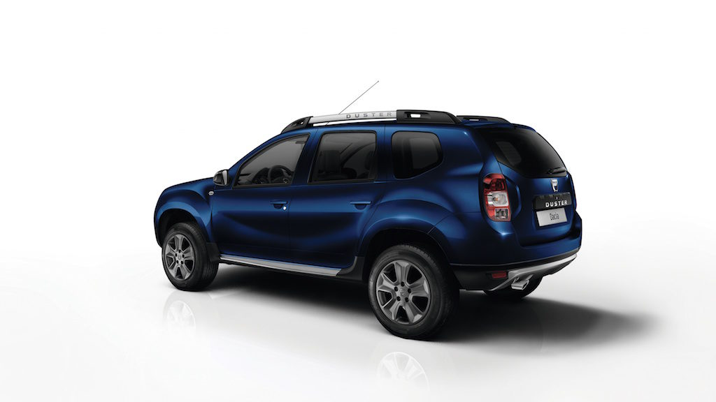 DACIA DUSTER (H79) – PHASE 2 – ANNIVERSAIRE (limited edition)