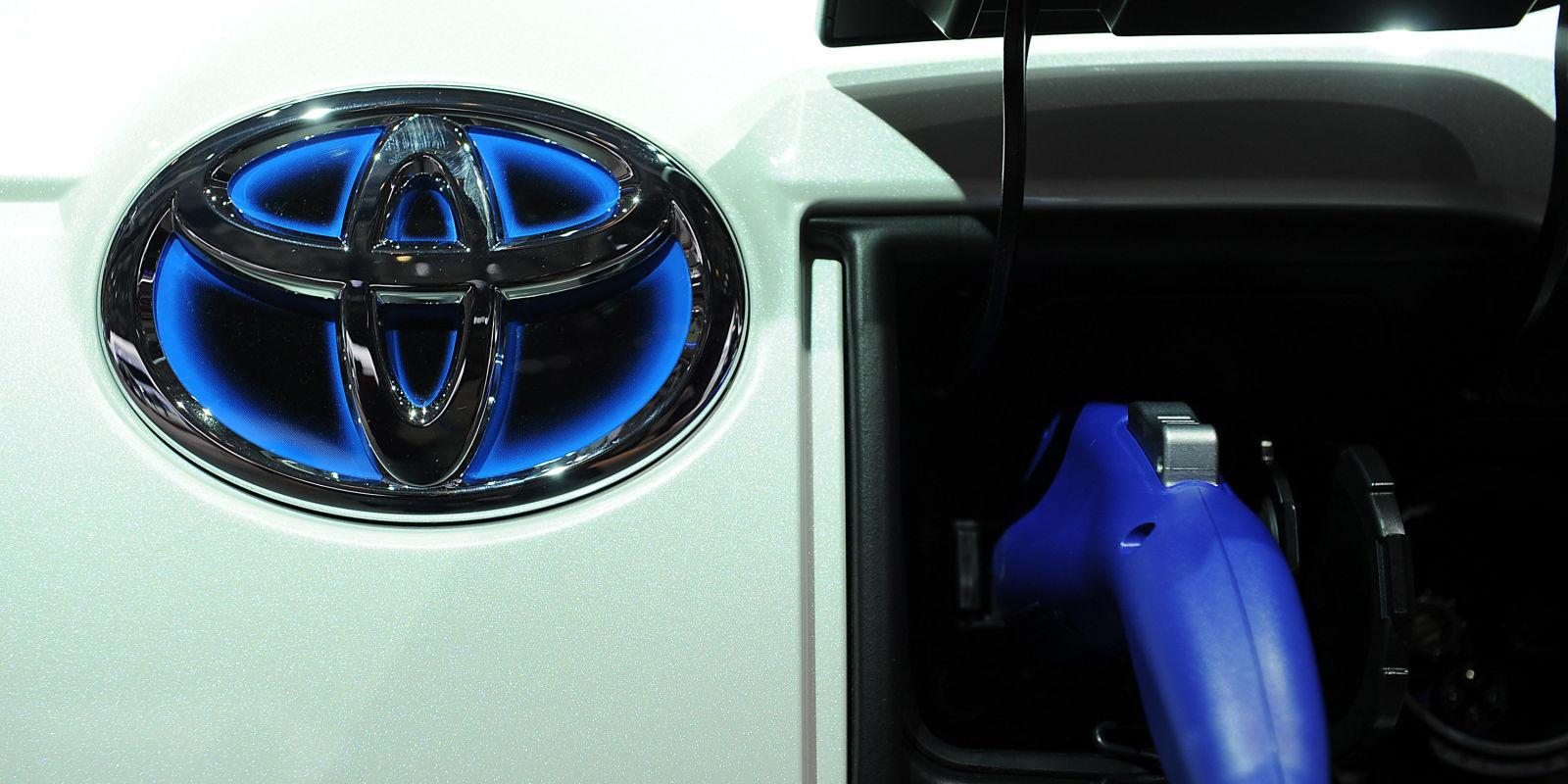 Toyota está a desenvolver elétrico com baterias Solid-state de longo alcance