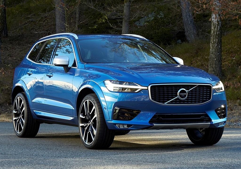 """Novo Volvo XC60 vence prémio Britânico """"Best Premium SUV"""""""