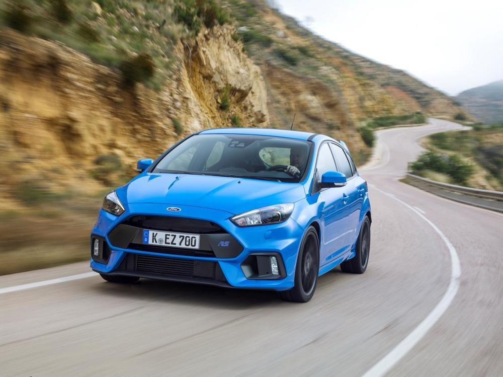 Ford Focus RS terá mecânica híbrida, mas ainda não está garantido