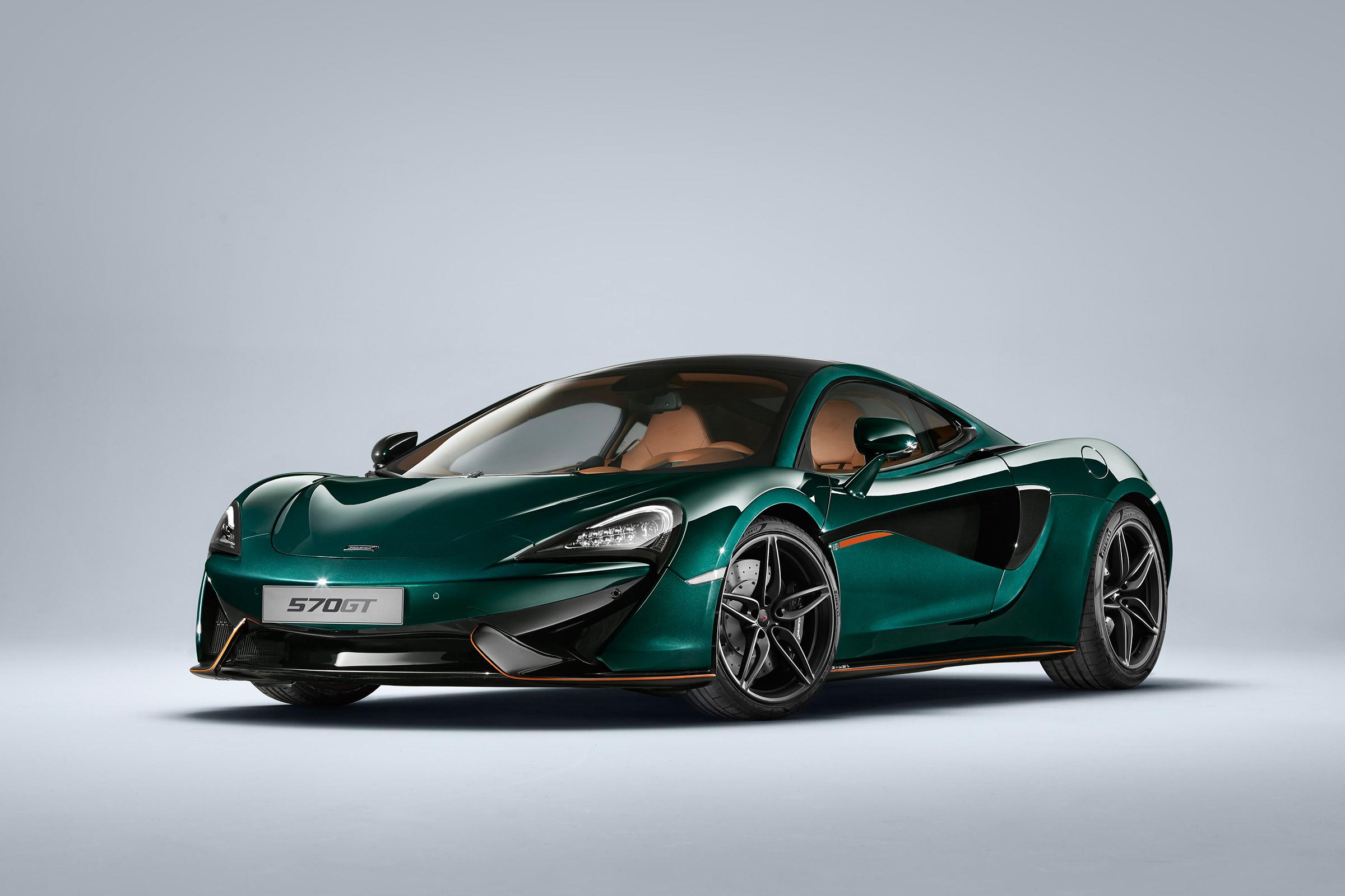 Versão especial do McLaren 570 GT homenageia F1 XP GT thumbnail