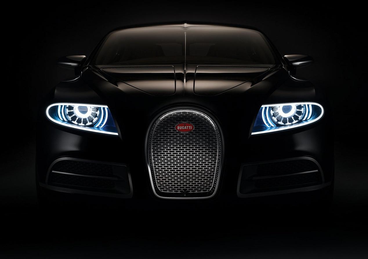 Bugatti Chiron poderá ser substituído por uma berlina thumbnail