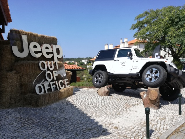 FCA Portugal assume marca Jeep