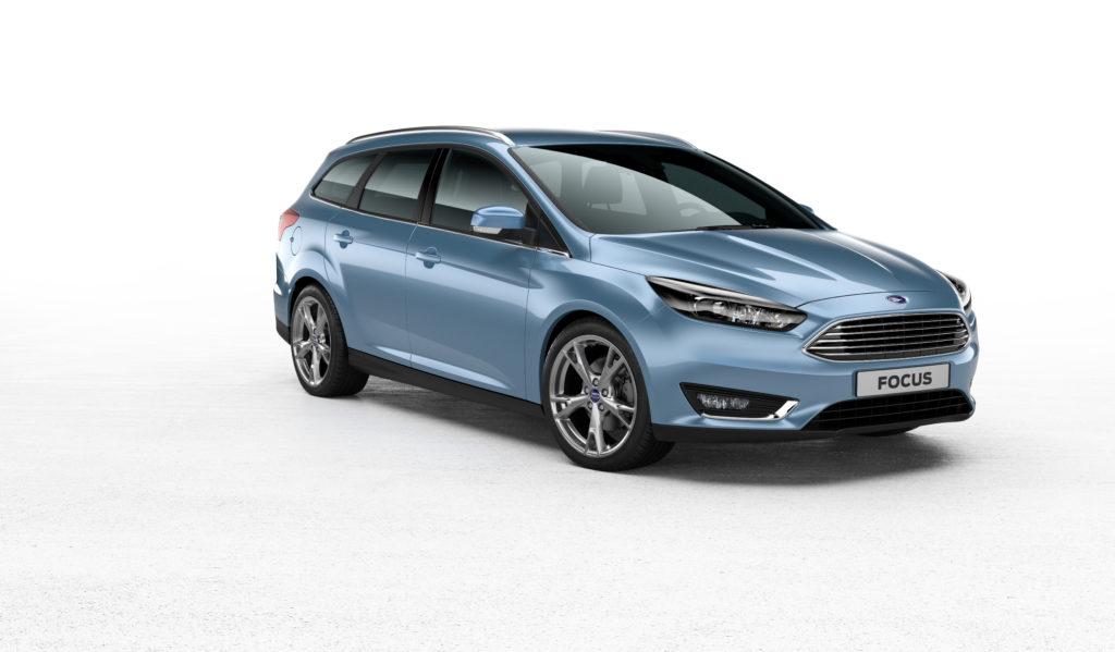 Ford Focus 1 5 Tdci Titanium Sw Ensaio Automais