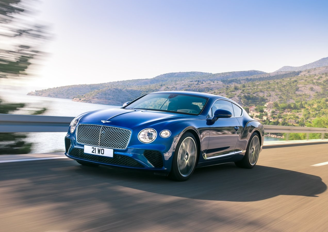 Bentley: Em direcção à condução autónoma thumbnail