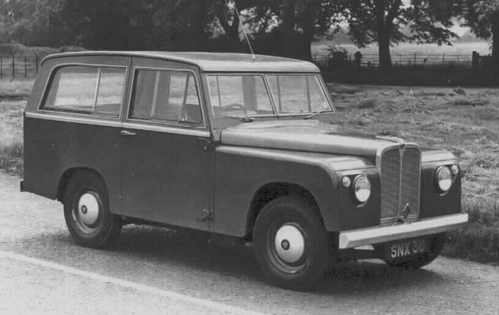 Land Rover poderá lançar um sedã de luxo em 2020