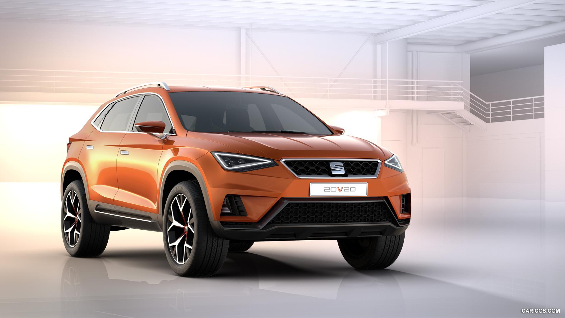 Seat prepara SUV coupé Cupra para 2020