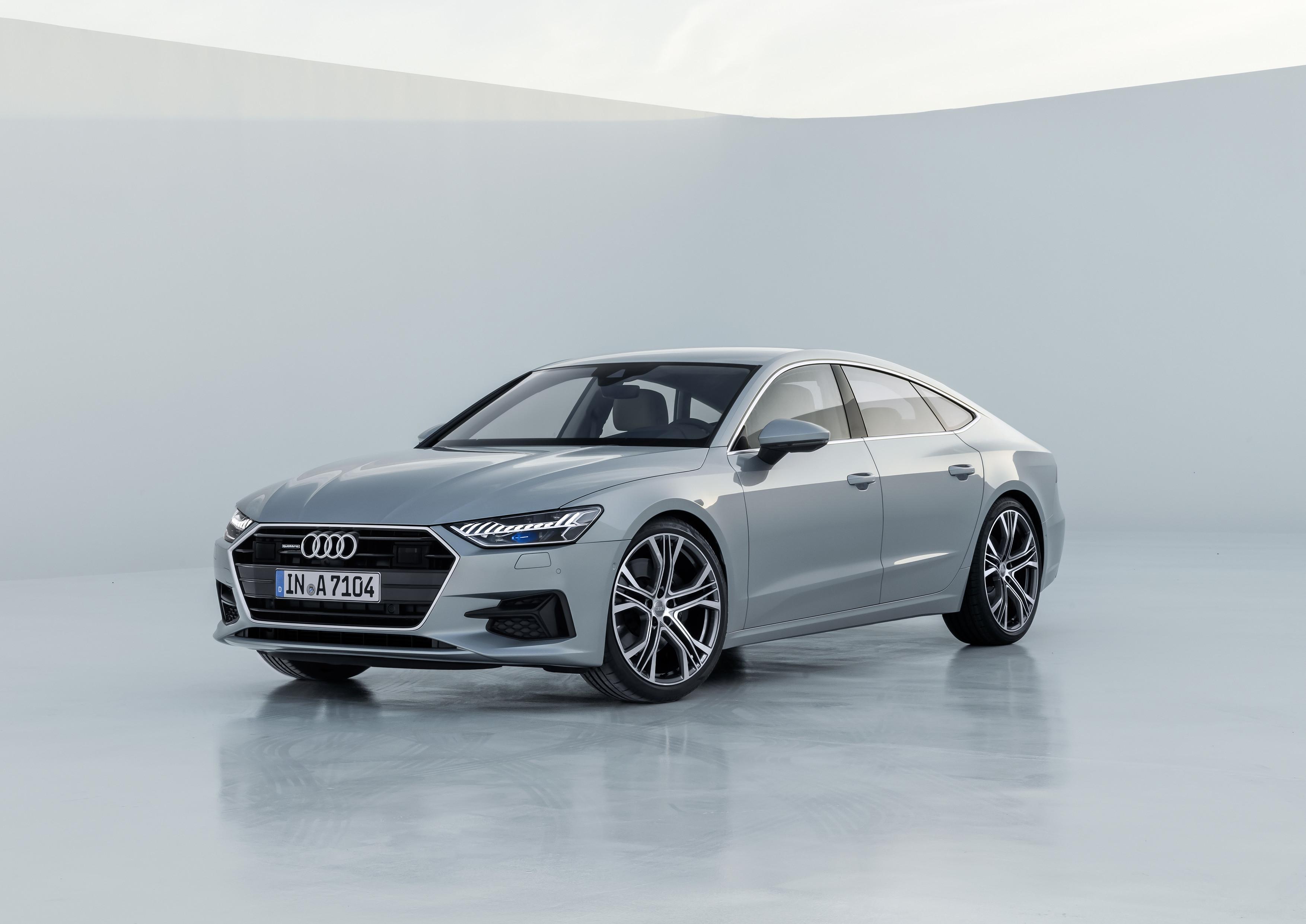 Conheça o novo Audi A7 Sportback