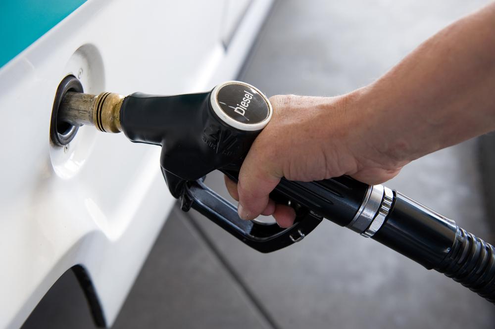 Gasolina ultrapassa diesel na Europa