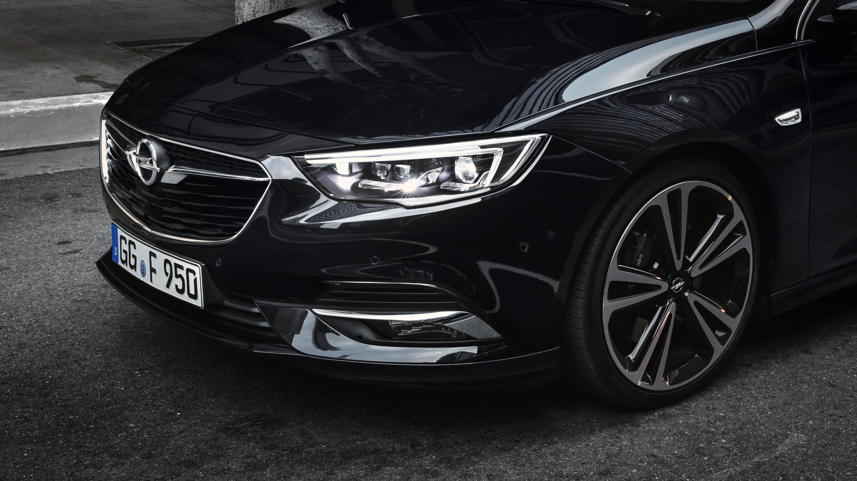 Iluminação de vanguarda da Opel