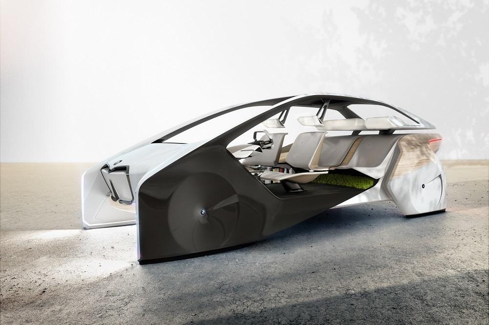 Os concept cars mais radicais de 2017