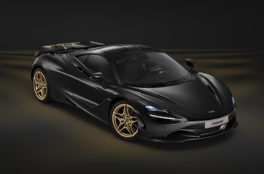 Novo McLaren MSO único revelado no Salão de Dubai thumbnail
