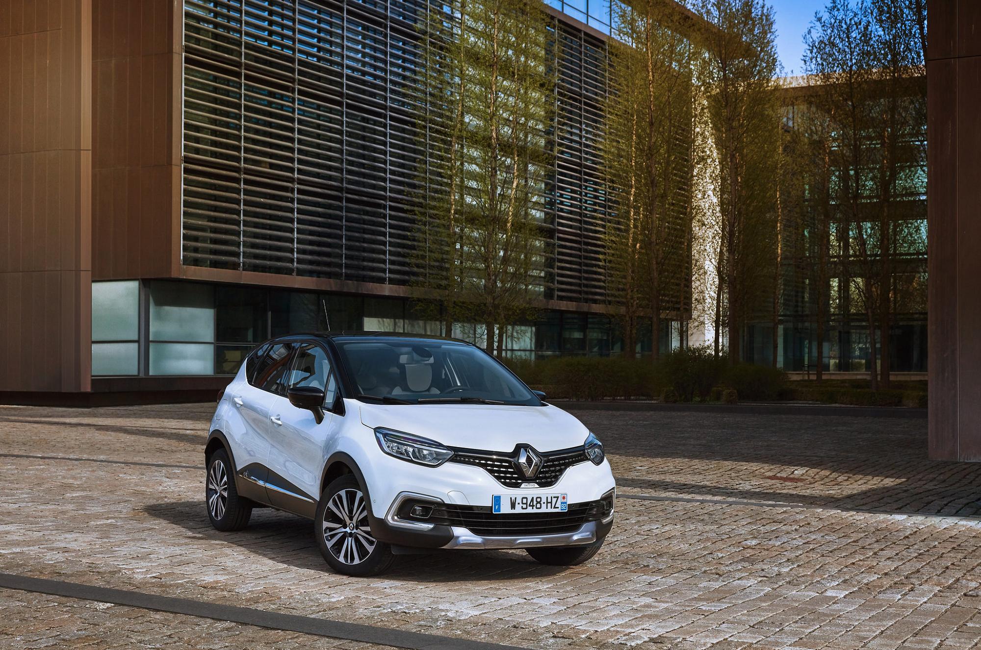 Novo Renault Captur Initiale Paris disponível desde 24.030€
