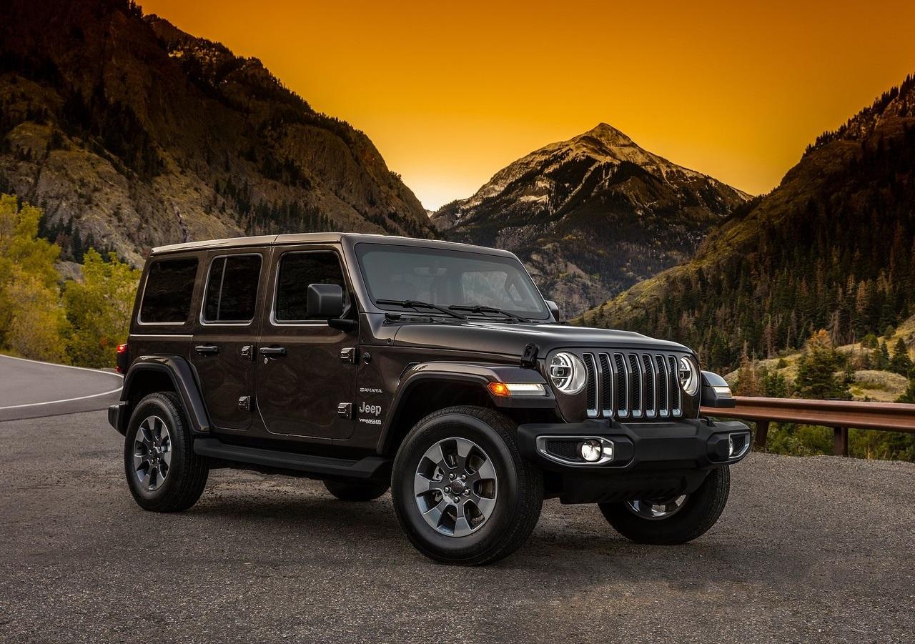 Eis o novo Jeep Wrangler