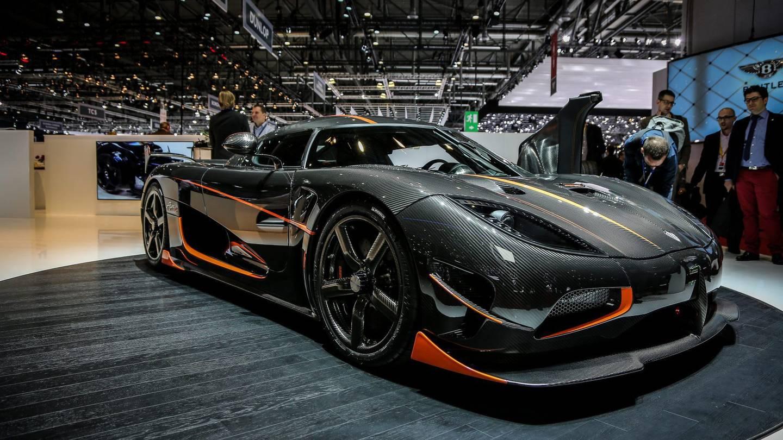 The Fastest Car In The World 2015 >> Koenigsegg Agera RS é o carro mais rápido do mundo | Automais