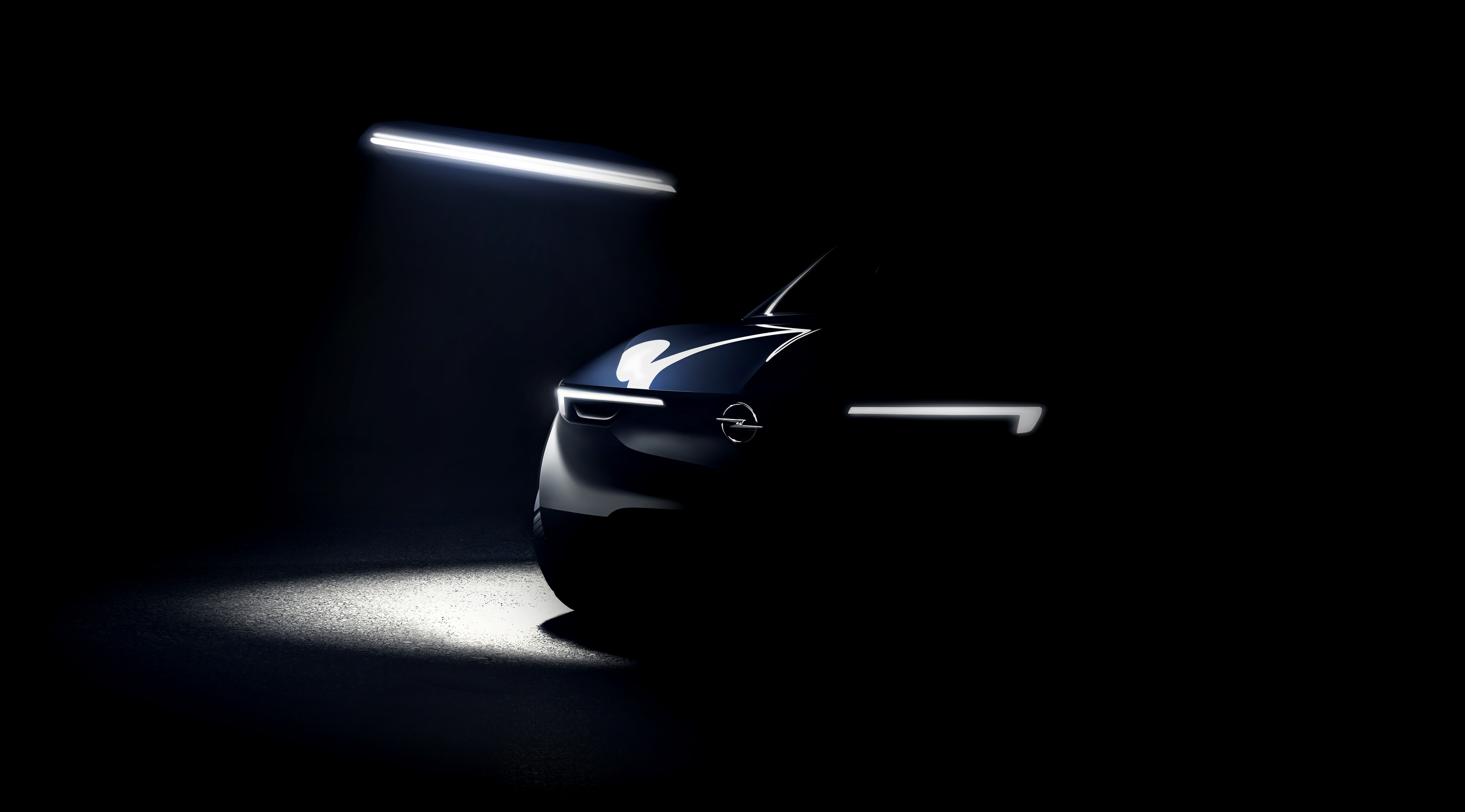 Opel mostra vislumbre de um novo SUV thumbnail