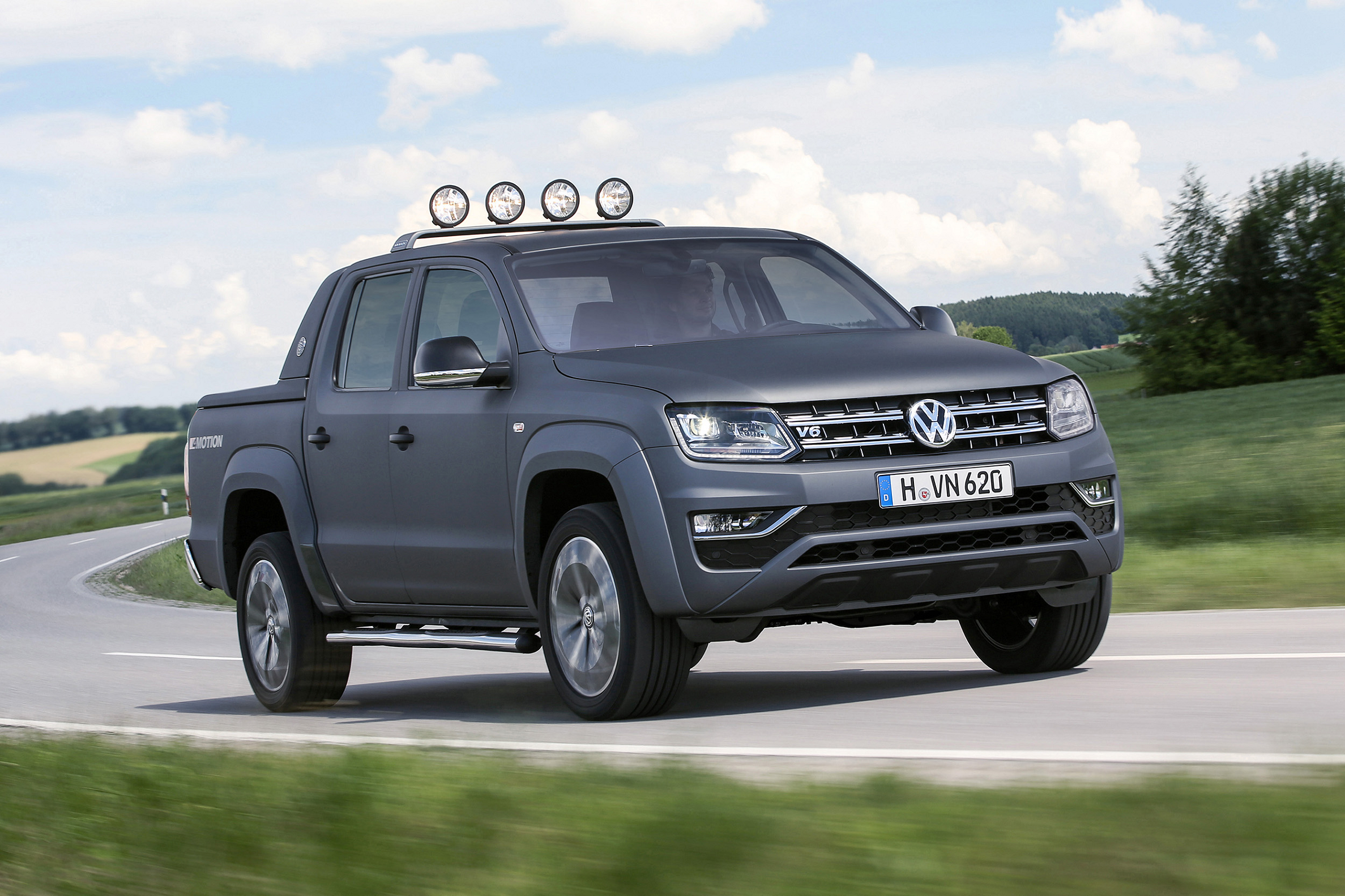 vw amarok ganha international pick up award 2018 automais. Black Bedroom Furniture Sets. Home Design Ideas