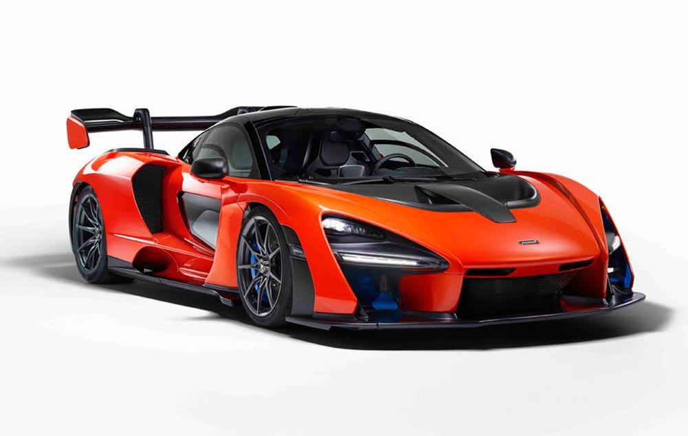 Conheça o novo McLaren Senna