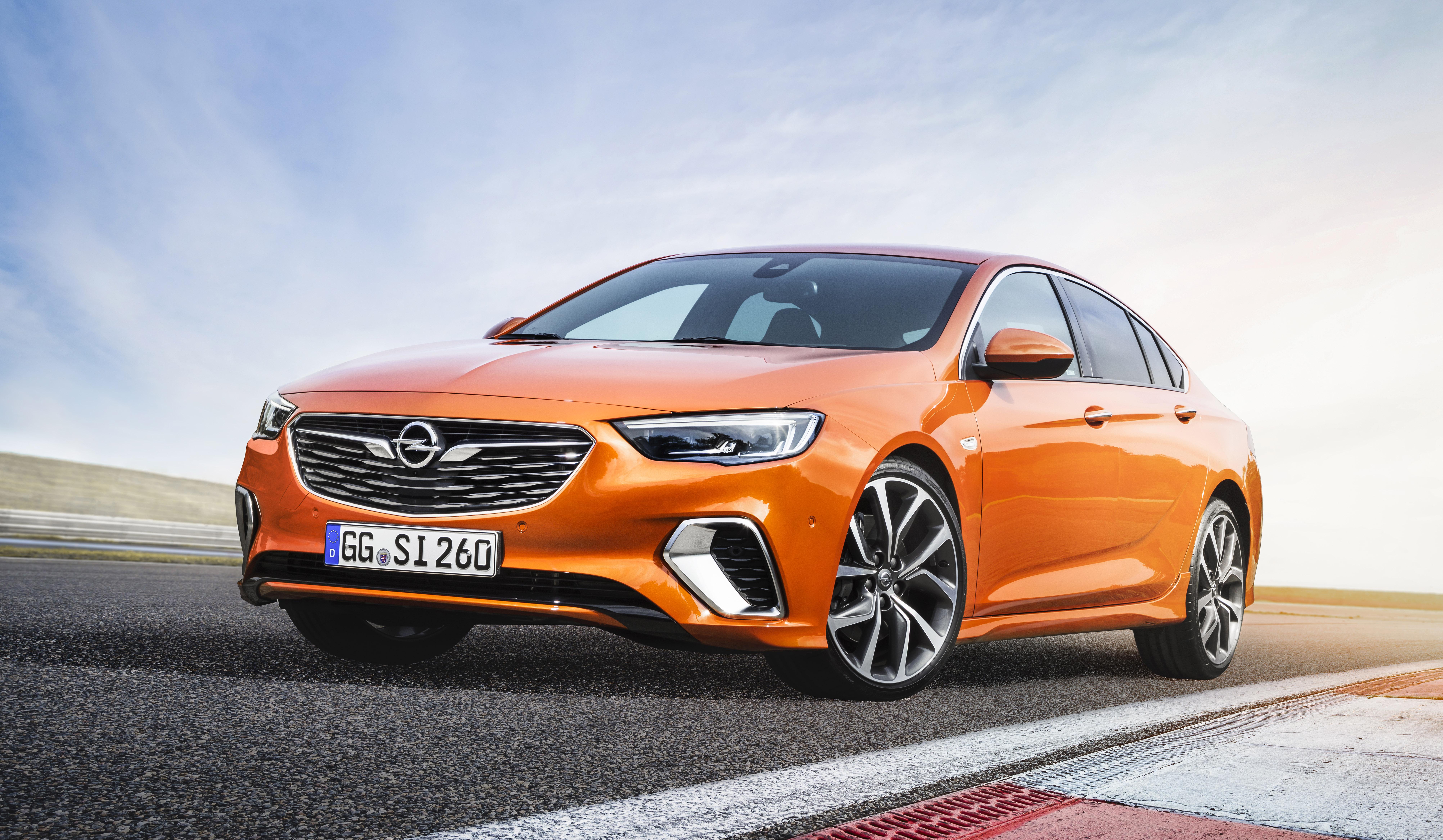Opel desenha novo banco desportivo para o Insignia GSi