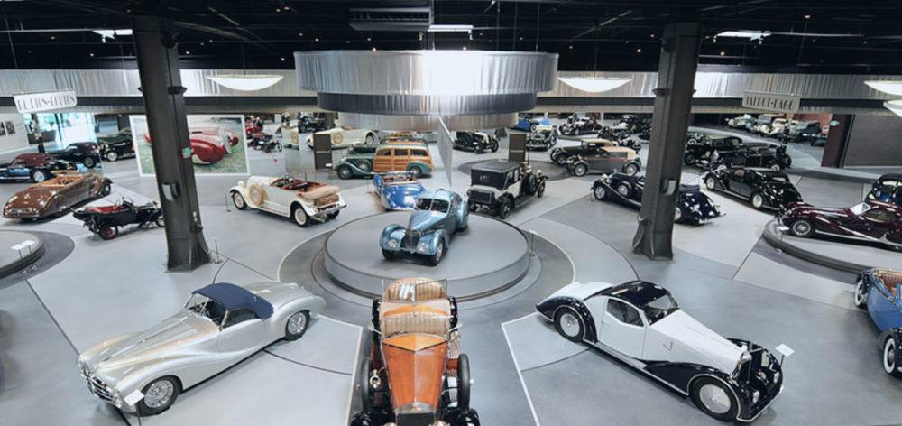 Os Melhores Museus De Autom 243 Veis Do Mundo Motores Sapo