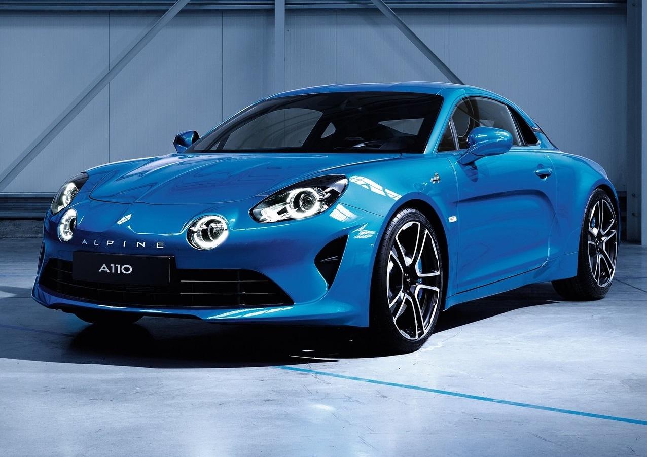 Renault retoma produção de modelos Alpine