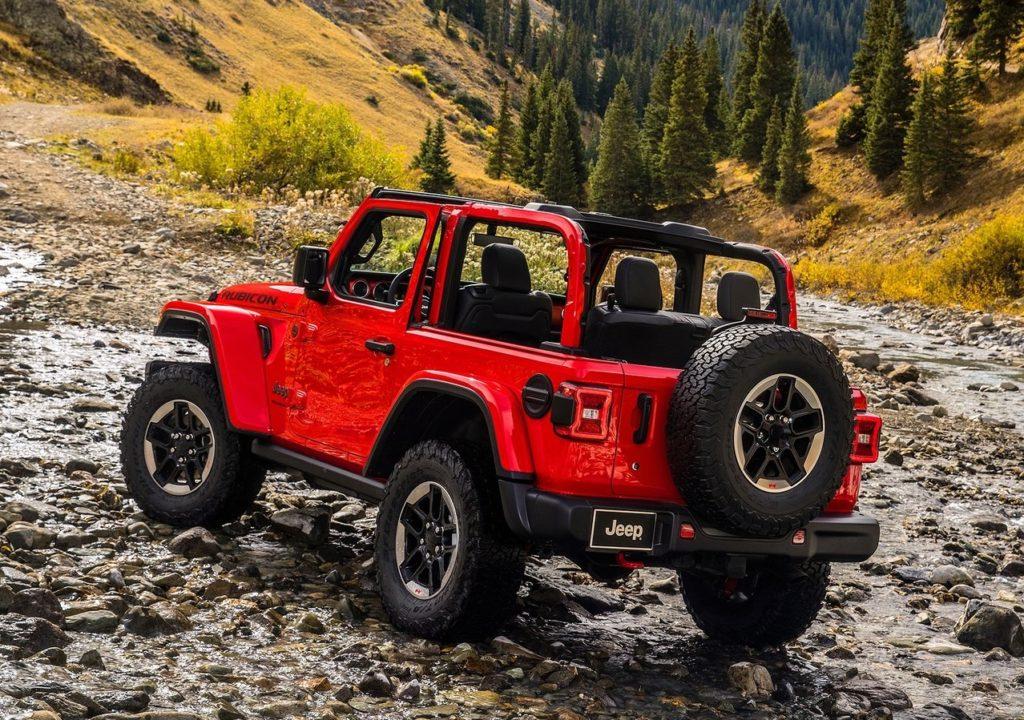novo jeep wrangler estar equipado com pneus goodyear at adventure com kevlar automais. Black Bedroom Furniture Sets. Home Design Ideas