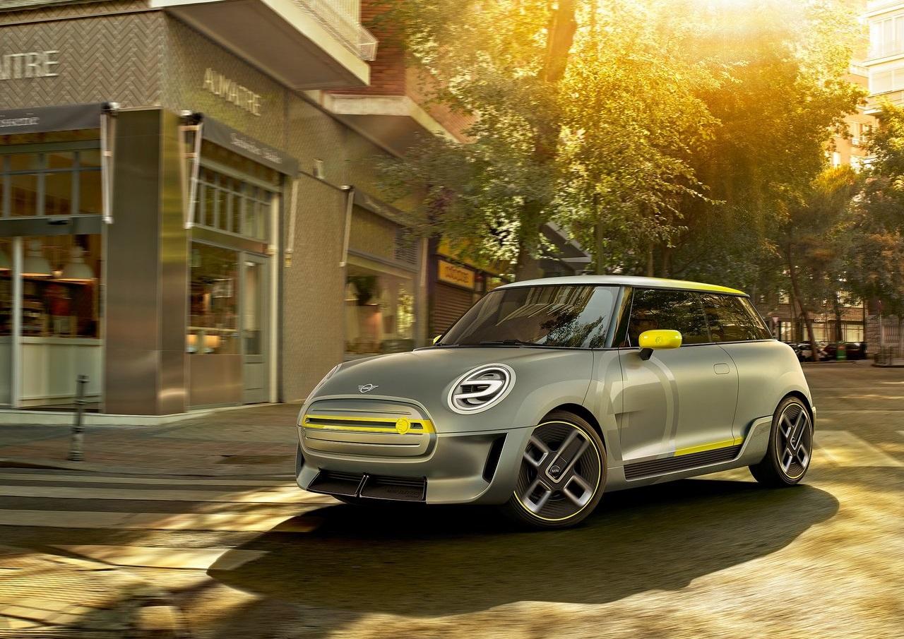 Novo SUV eléctrico da MINI previsto para 2021