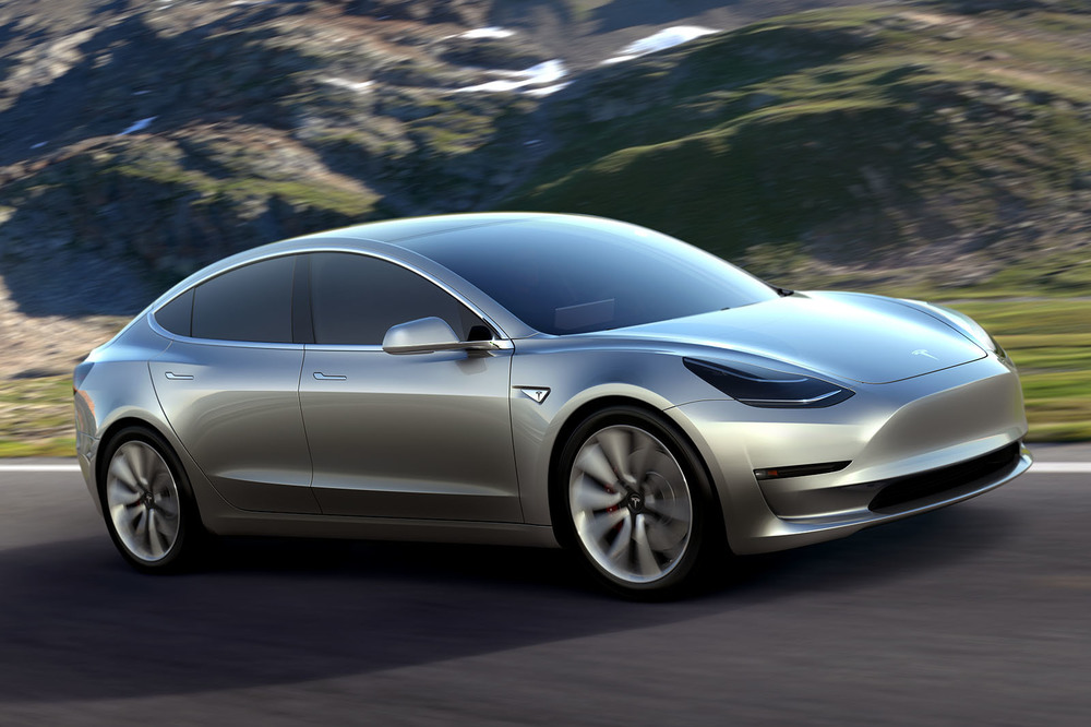 Tesla mostra Model 3 em Lisboa