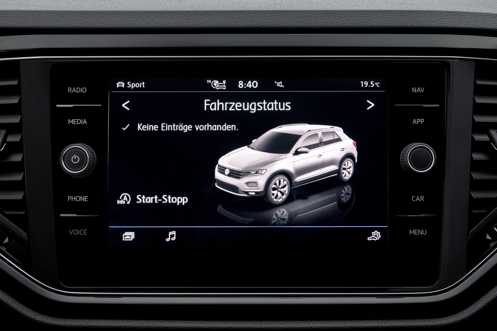 Der neue Volkswagen T-Roc