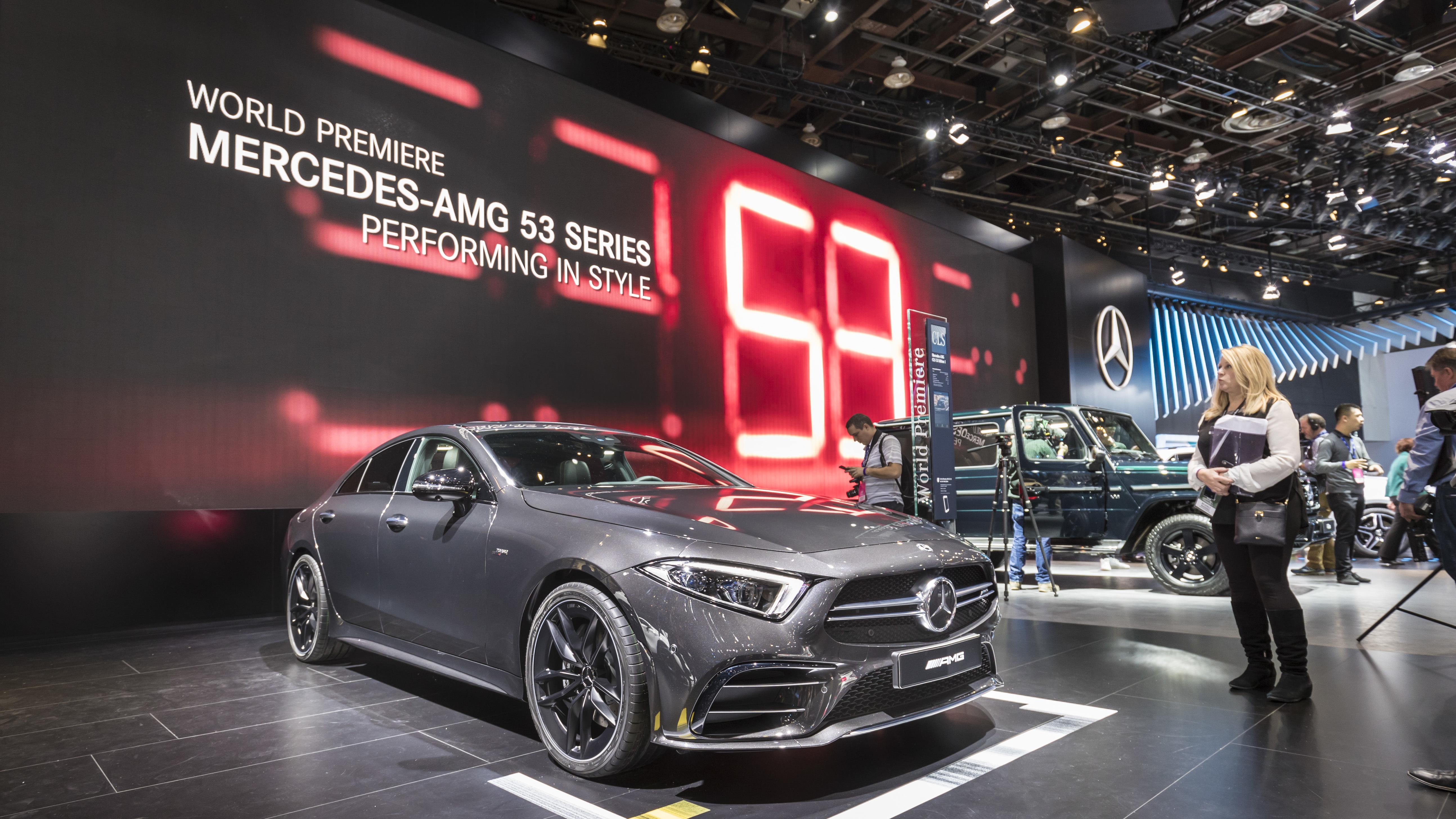 Mercedes-Benz: estreia mundial do novo Classe G e novos modelos AMG