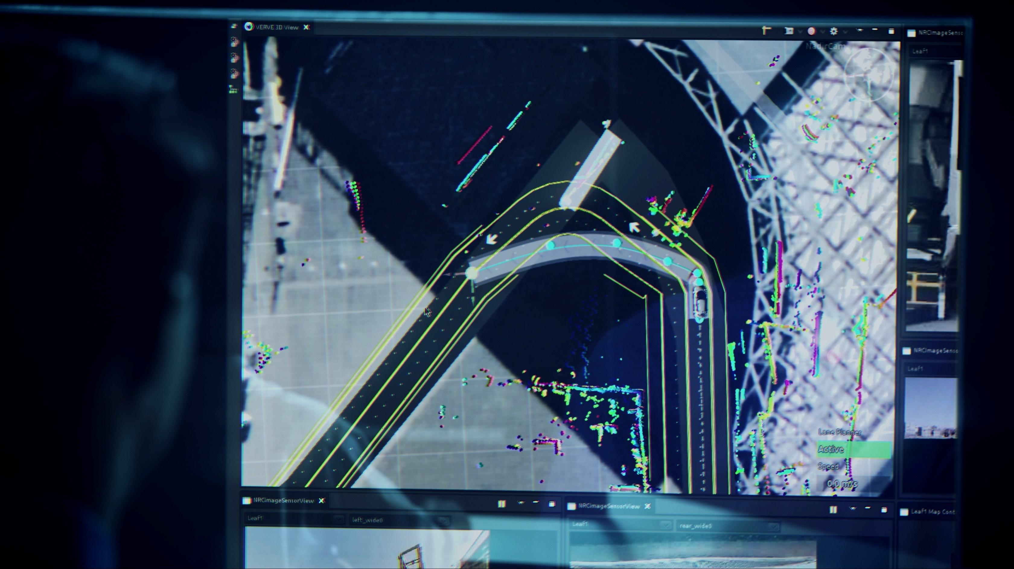 Nissan e NASA, parceiros no desenvolvimento de serviços de mobilidade autónoma
