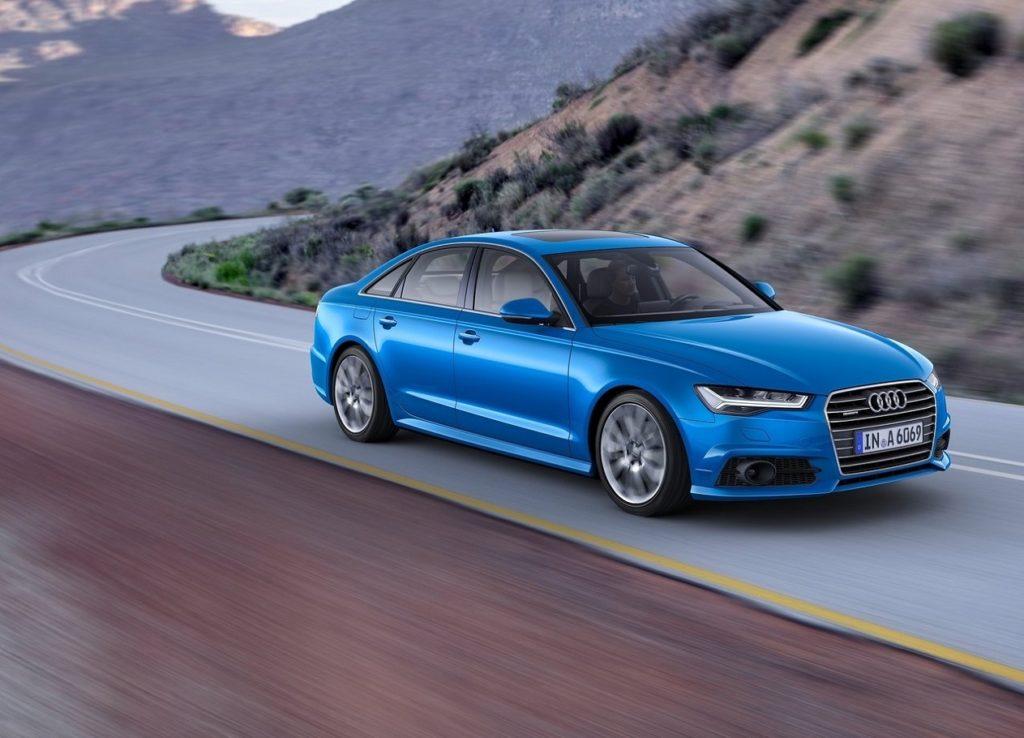 Audi A6 (2017) D