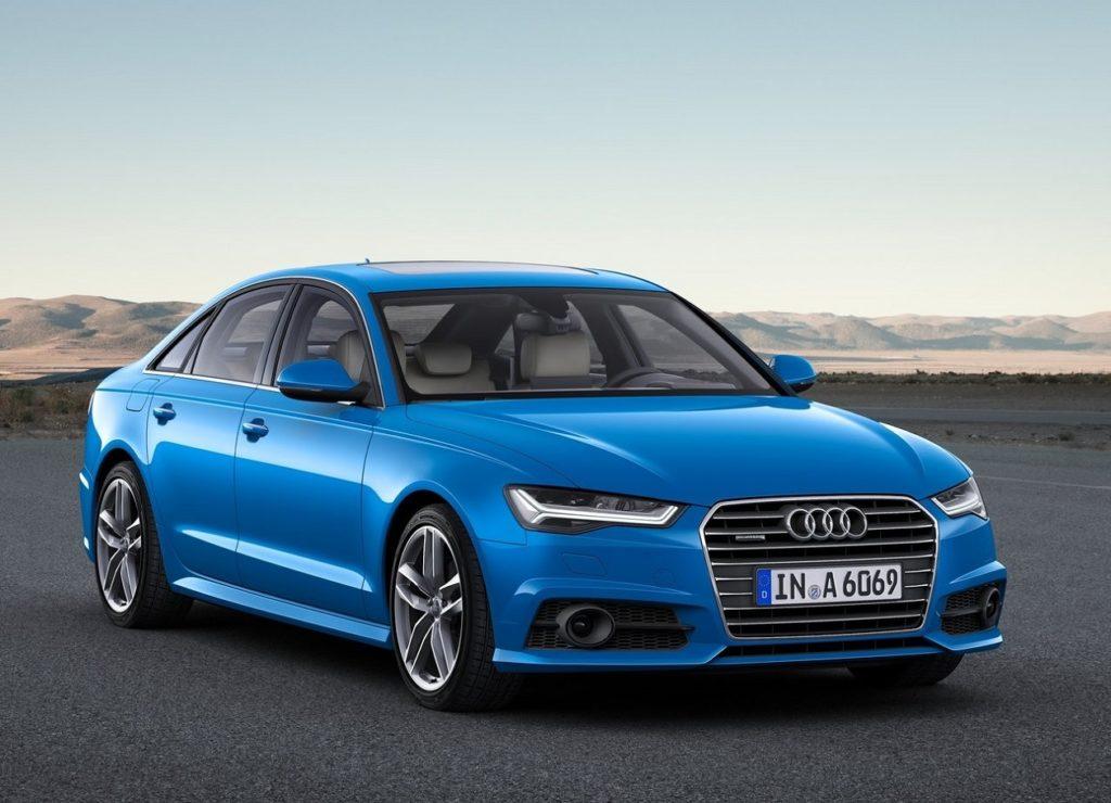 Audi A6 (2017) Frente
