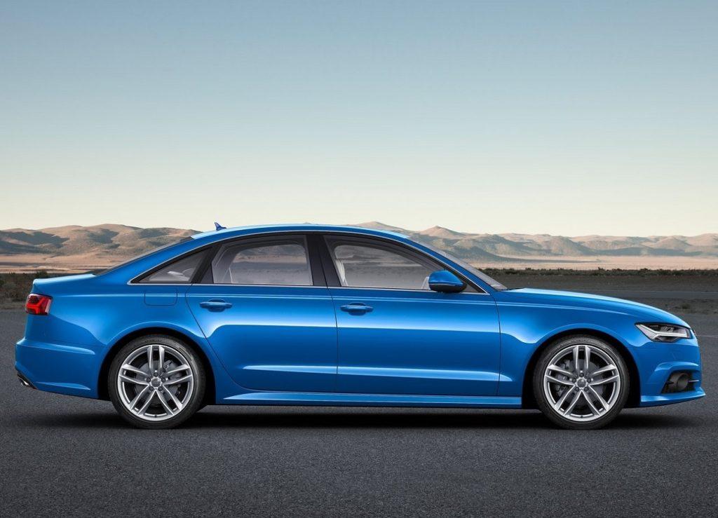 Audi A6 (2017) Lado