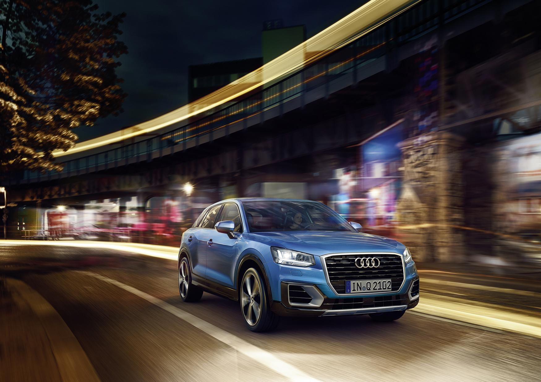 Audi estabelece novo recorde em 2017