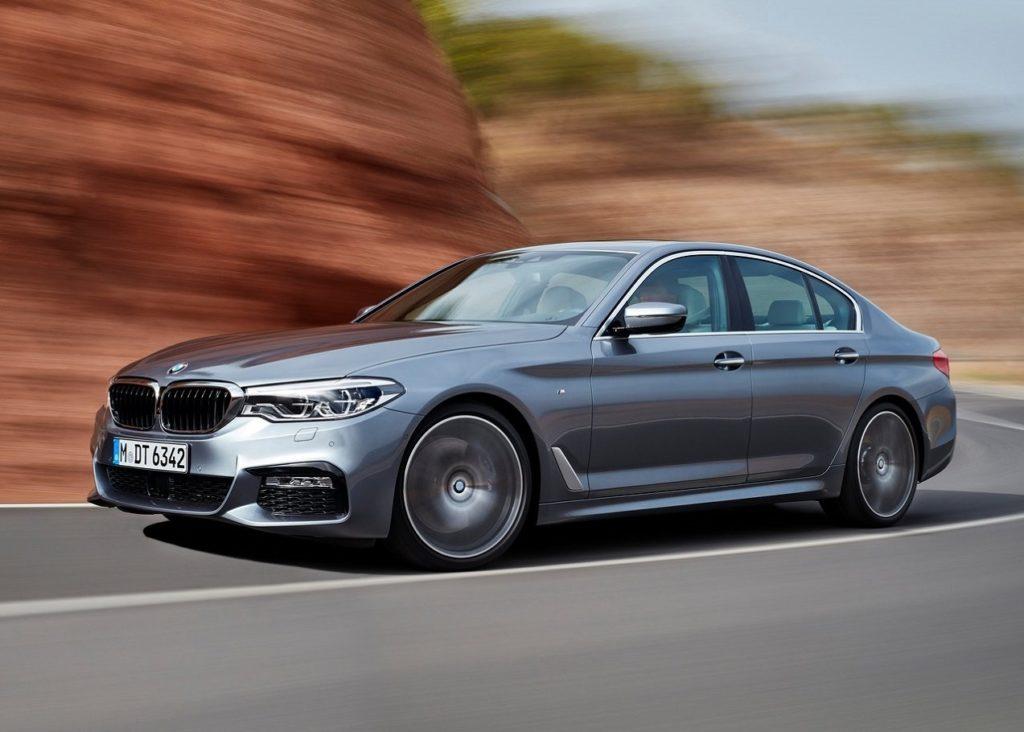 BMW 5-Series(2017) D