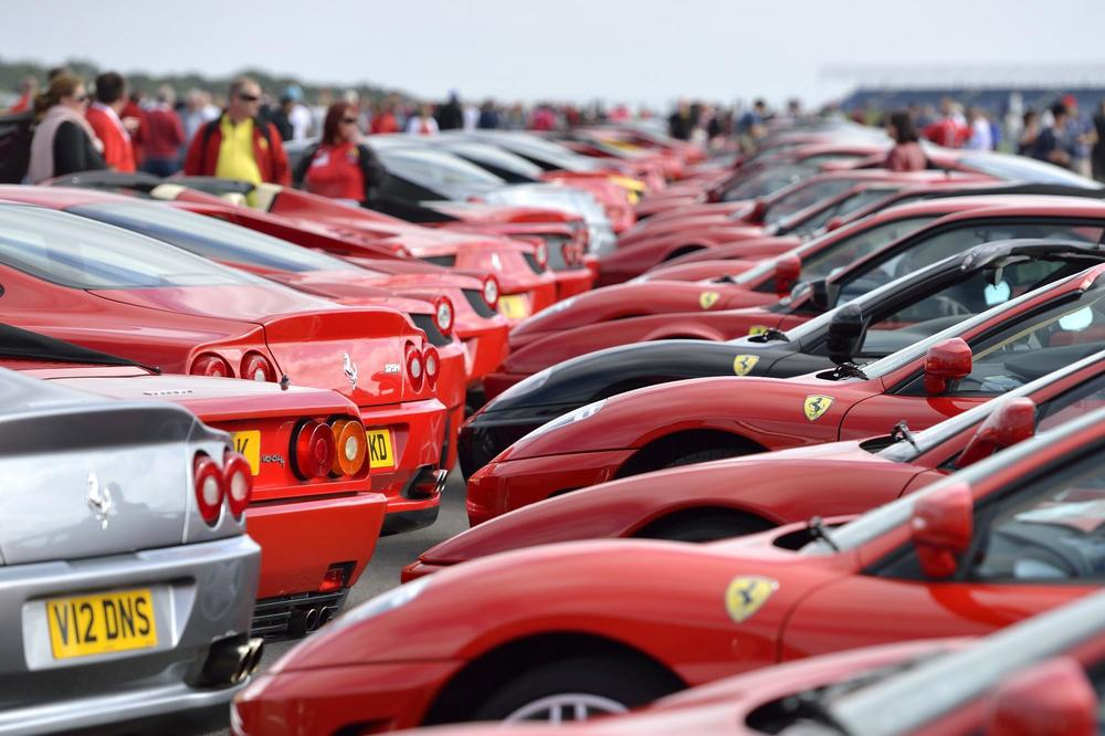 Ferrari: 10 modelos únicos