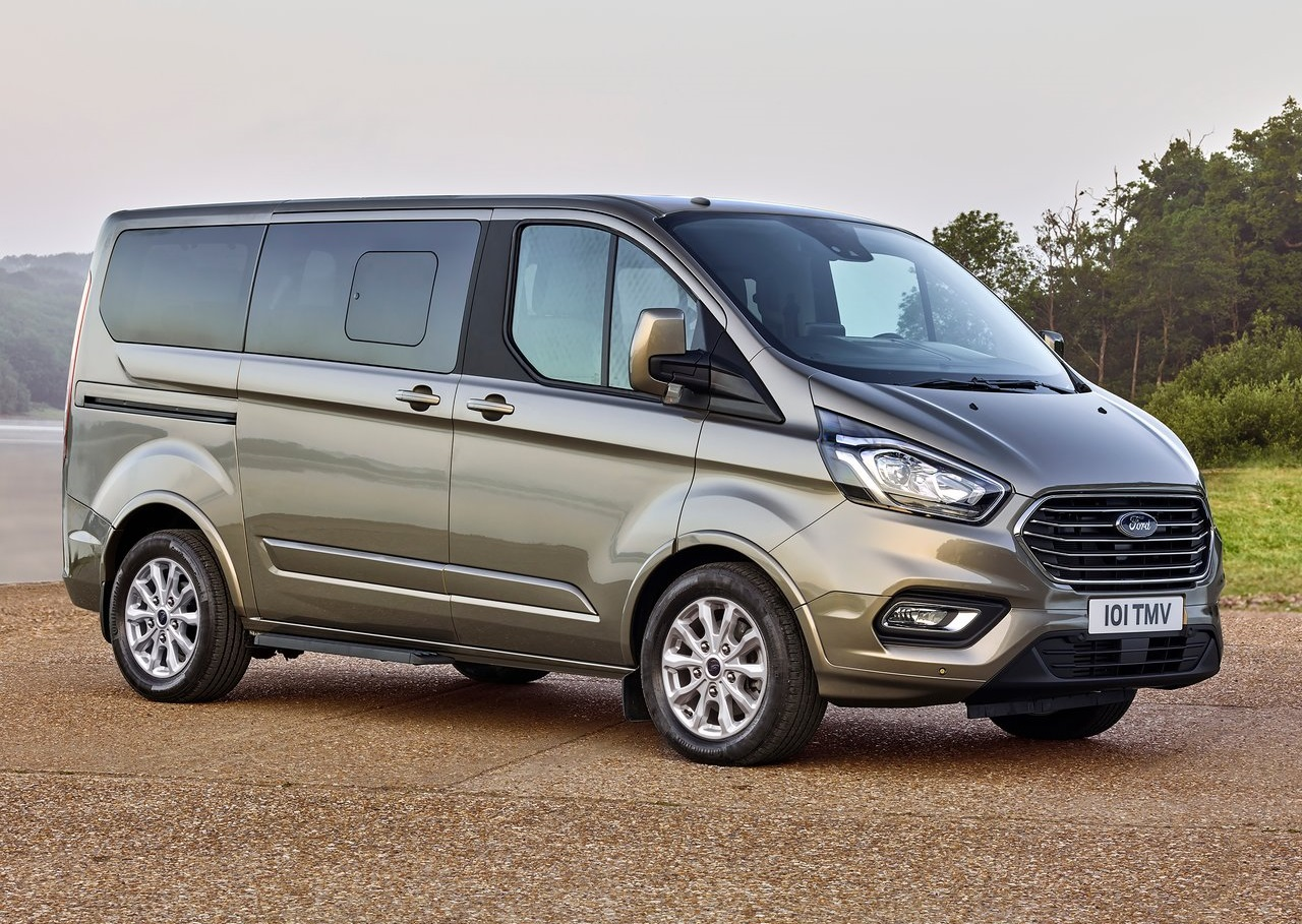 Nova gama Ford Tourneo estreada no Salão de Bruxelas