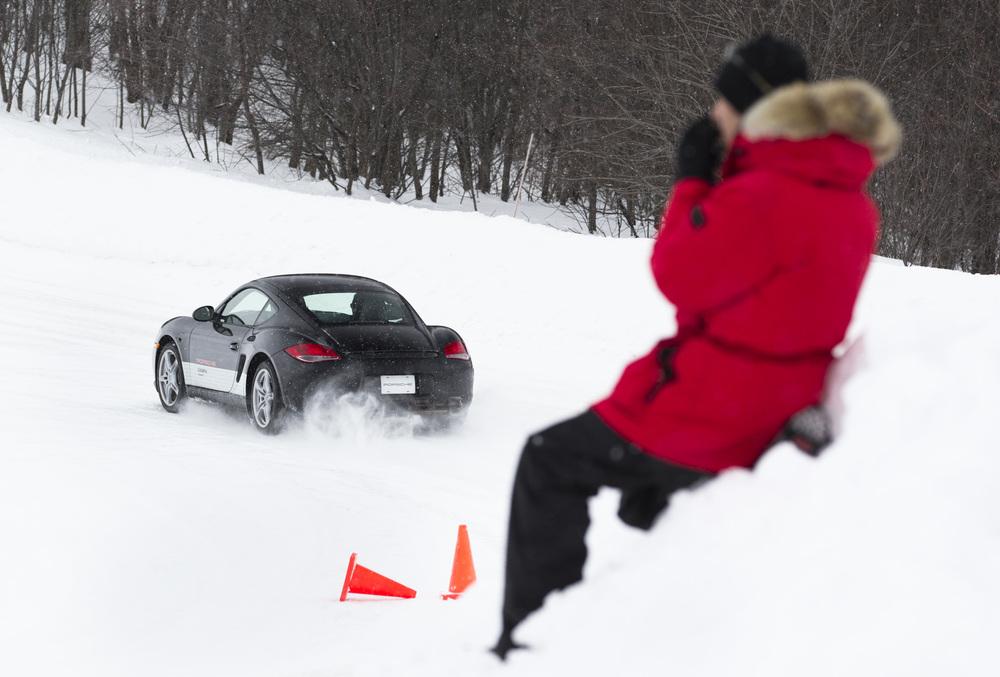 Porsche Camp4 2012